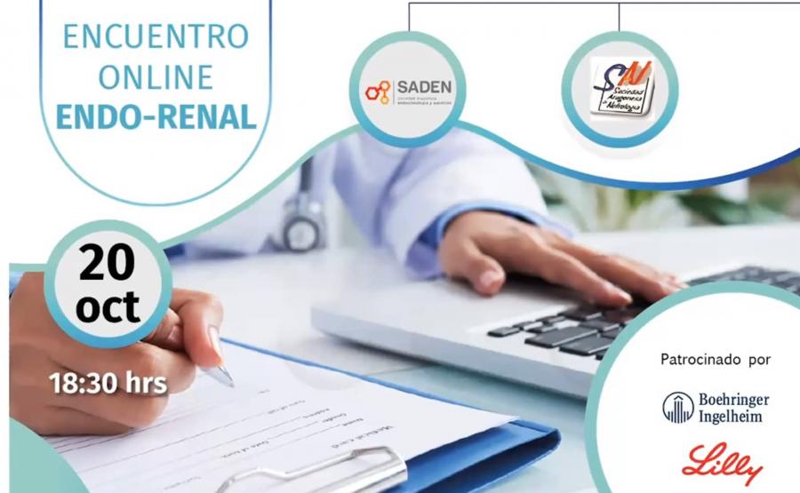 Vídeo Del Encuentro Online Endo-Renal